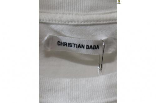 クリスチャンダダのPERMANENTLogoLongSleeveT−Shirt