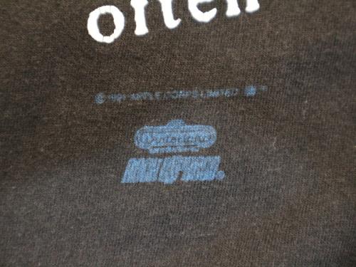 バンドTシャツの中古