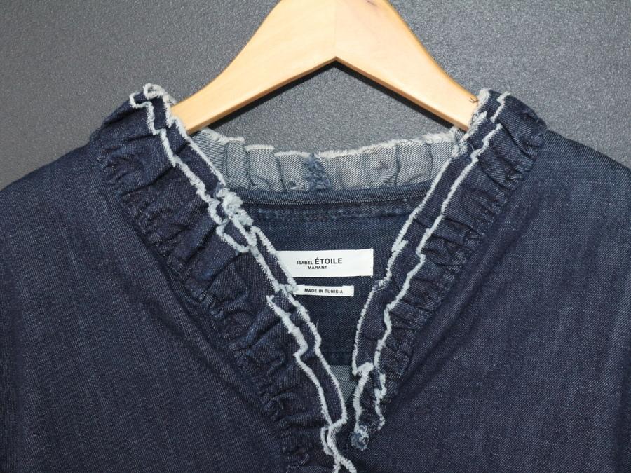 WENDYデニムシャツのレディース