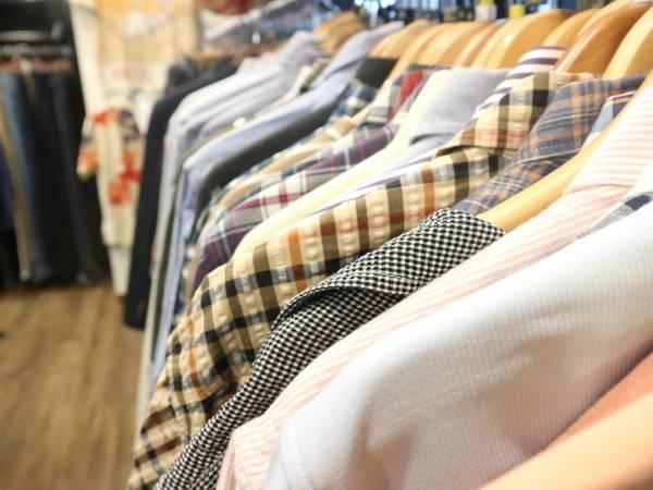 メンズドレス シャツだって在庫豊富です!!古着買取トレファクスタイル