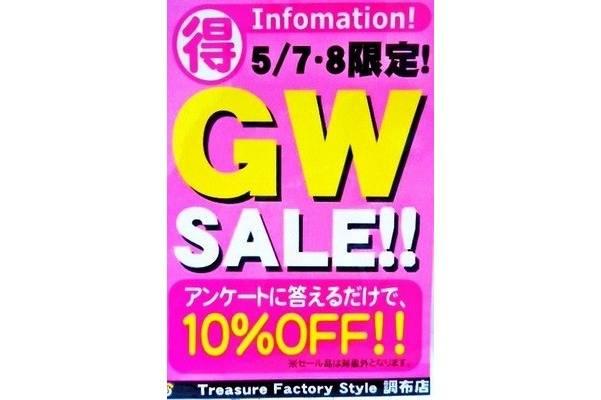 「高円寺のGW 」