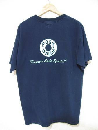 F&E掲載ブランド ポストオーバーオールズのTシャツを買取入荷