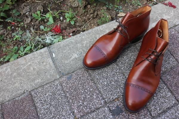Edward Green旧ロゴ入荷【トレファクスタイル高円寺店 古着 ブログ】