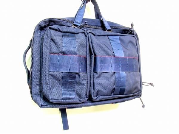 ブリーフィング、これが最強バッグ。