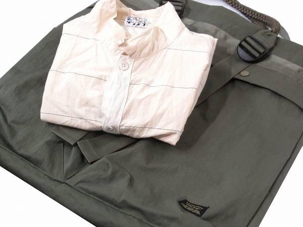 当店お勧めシャツ&バッグ紹介します!