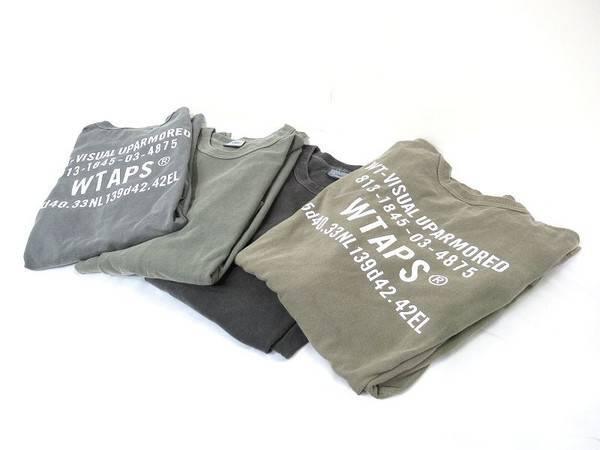WTAPS/ダブルタップスを古着屋日本一の品揃えで展開中!