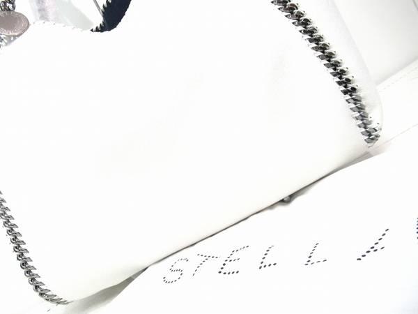 キャリアウーマン必見ステラマッカートニーの18SSモデルバッグが未使用で入荷!