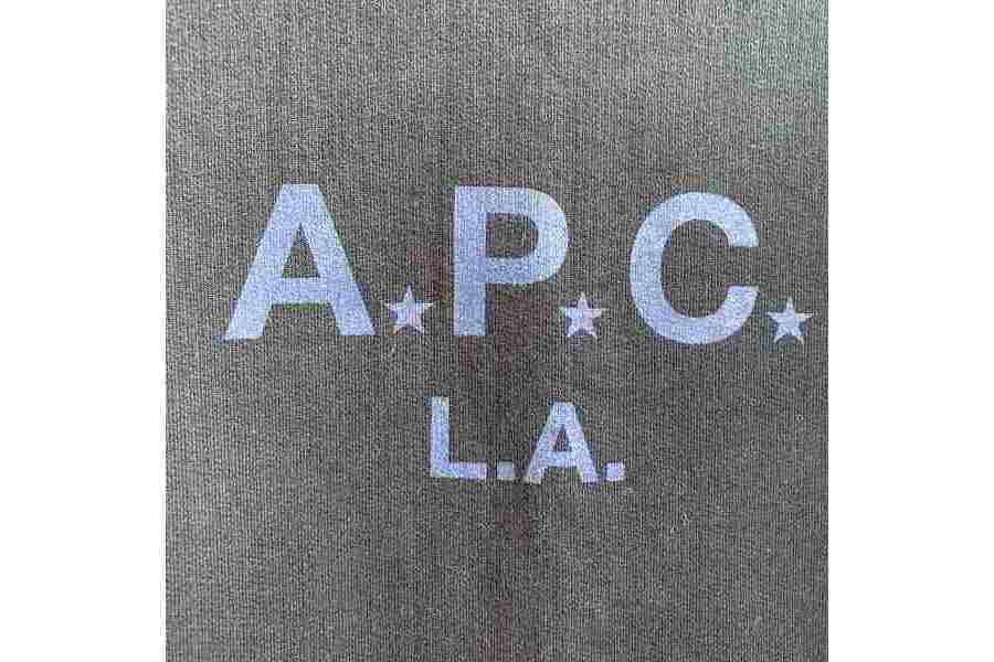 A.P.C(アーペーセー)U.Sコレクションよりロゴスウェット買取入荷!