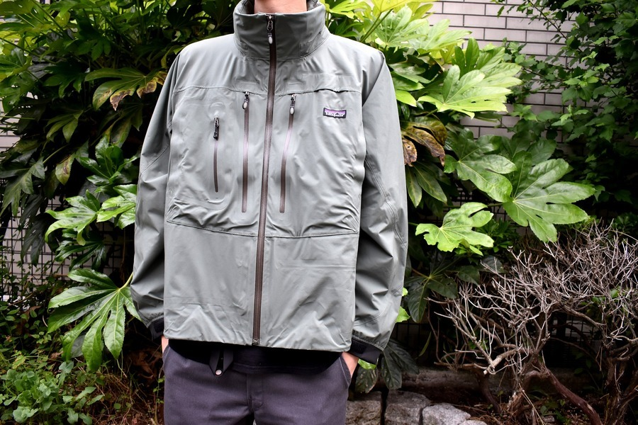 【Patagonia/パタゴニア】隠れた名作、Guidewater Jacket入荷!!