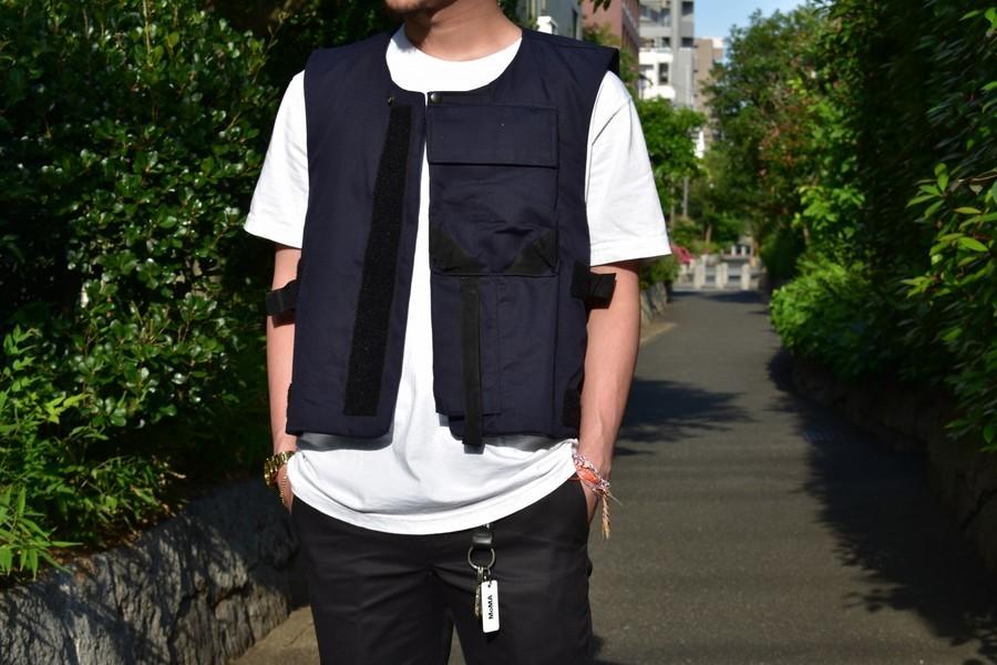 【高円寺ヴィンテージブログ】イギリス軍タクティカルベスト 買取入荷!