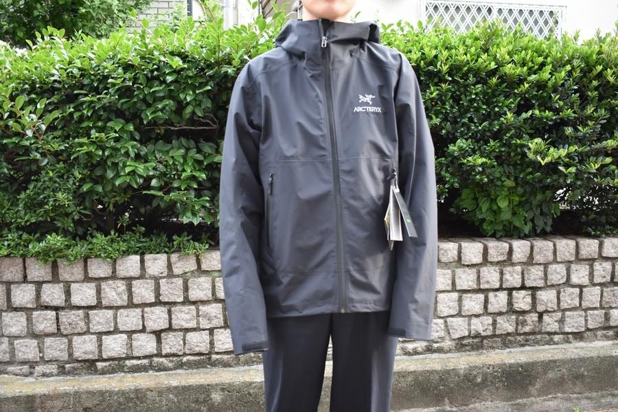 【ARC'TERYX/アークテリクス】梅雨にぴったりなジャケットが入荷しています!