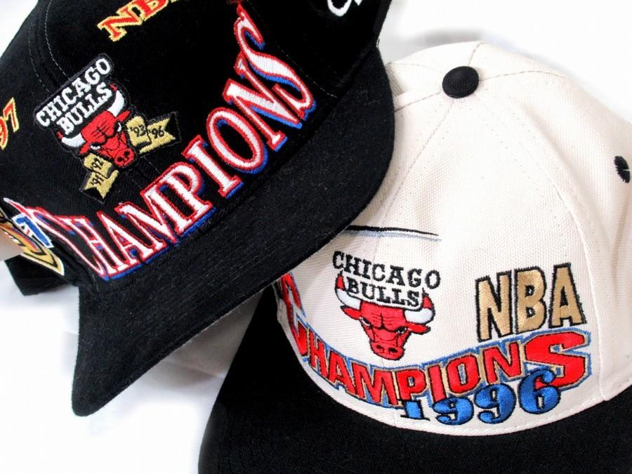 【高円寺店ヴィンテージブログ】コレクター必見!NBAチャンピオンロッカールームキャップ入荷です!!