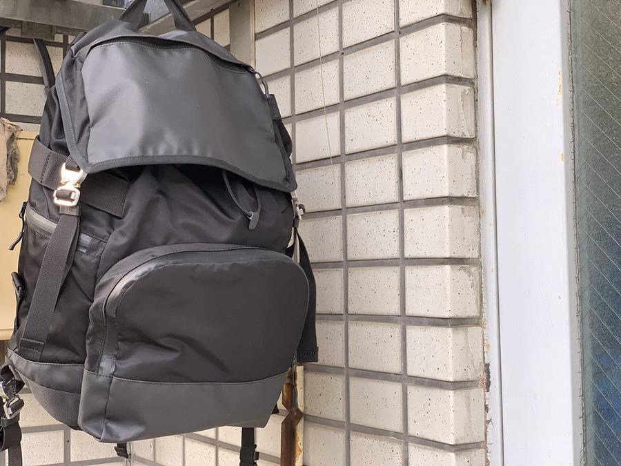 【bagjack(バッグジャック)】NXL(ネクストレベル)ラックサック買取入荷!