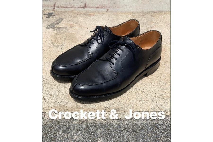 「ラグジュアリーブランドのCrockett & Jones 」
