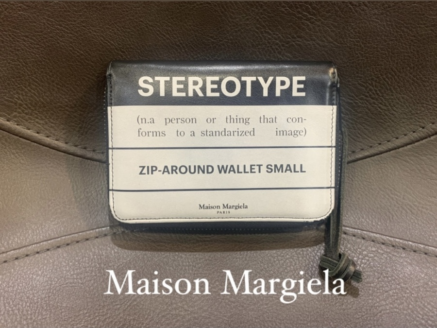 「インポートブランドのMaison Margiela 」
