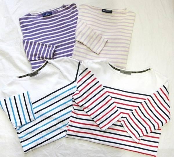 「バスクシャツのセントジェームス 」