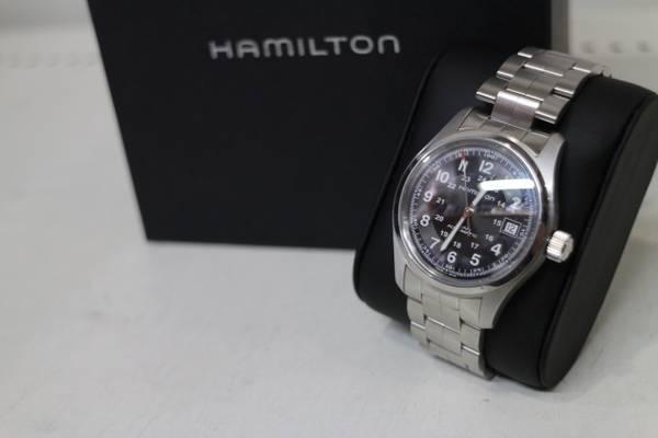 「時計のハミルトン 」