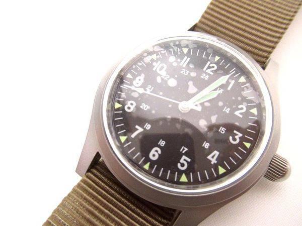 「MWCの時計 」