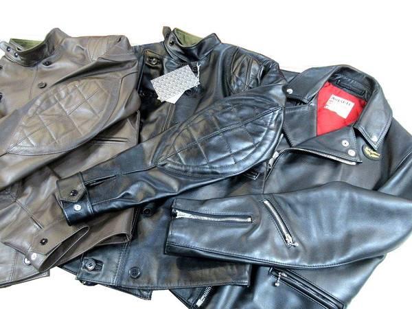「Lewis Leatherのルイスレザー 」