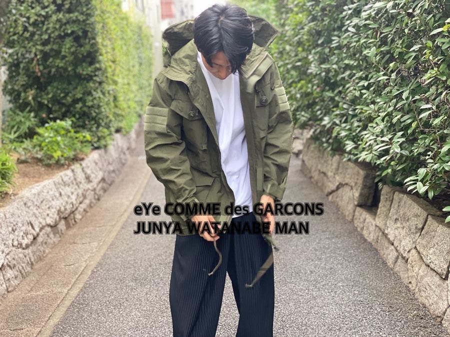 「ドメスティックブランドのeYe  JUNYA WATANABE COMME des GARCONS MAN 」