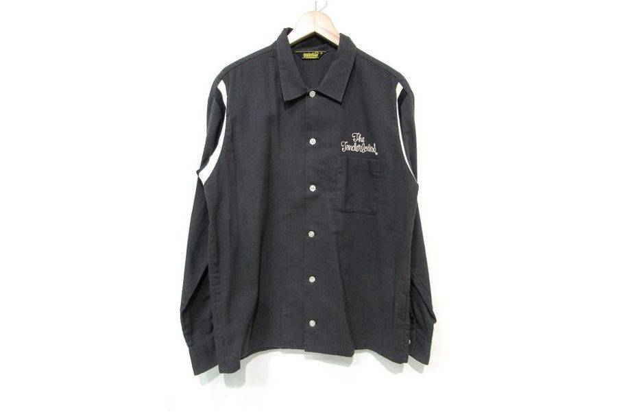 シャツのホースシューリング