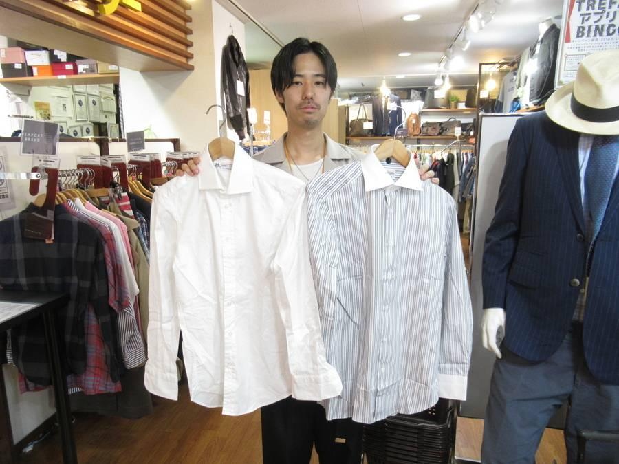 ドレスシャツのfairfax