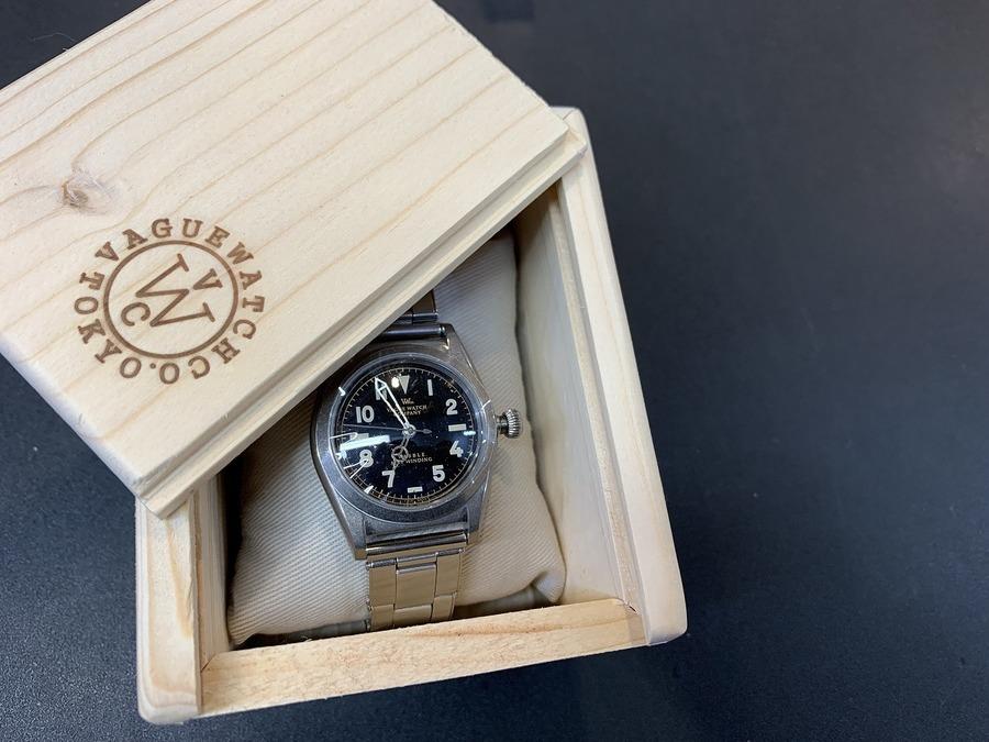 腕時計のヴィンテージ
