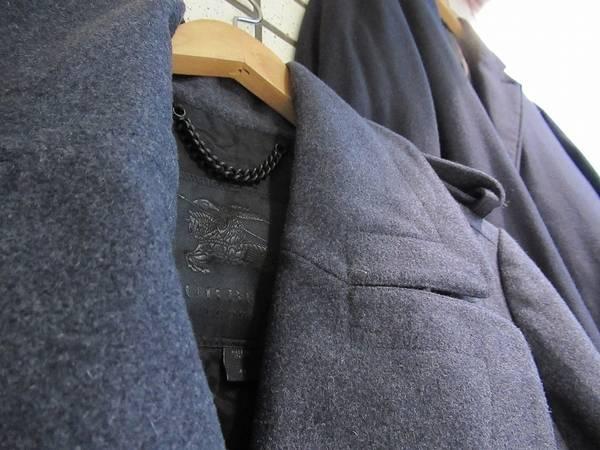 BURBERRY・ACNE STUDIOSから最高品質コートのご紹介!【古着買取トレファクスタイル高円寺店】