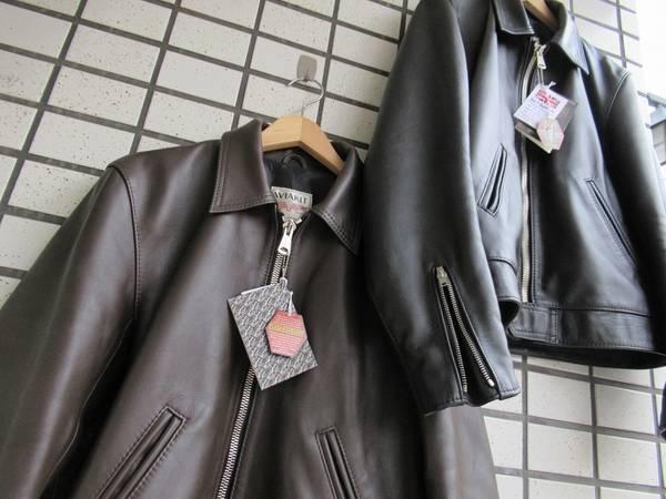 英国のレザーブランドLewis Leathersのカスタムアイテムがまとめて入荷です【古着買取トレファクスタイル高円寺1号店】