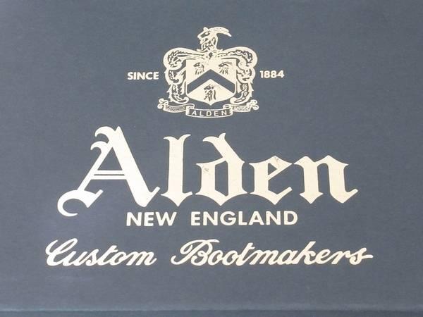 世界最高品質 Alden/オールデン