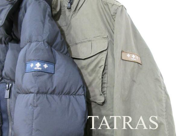 【高円寺新入荷】TATRAS/タトラス ダウン2型買取入荷!