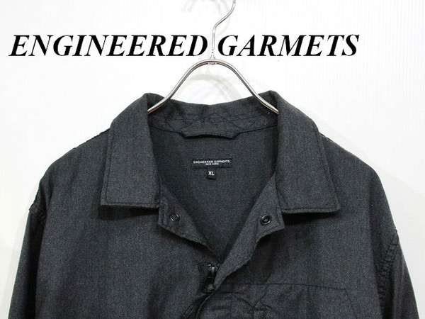 ENGINEERED GARMENTSのCoveralls入荷情報