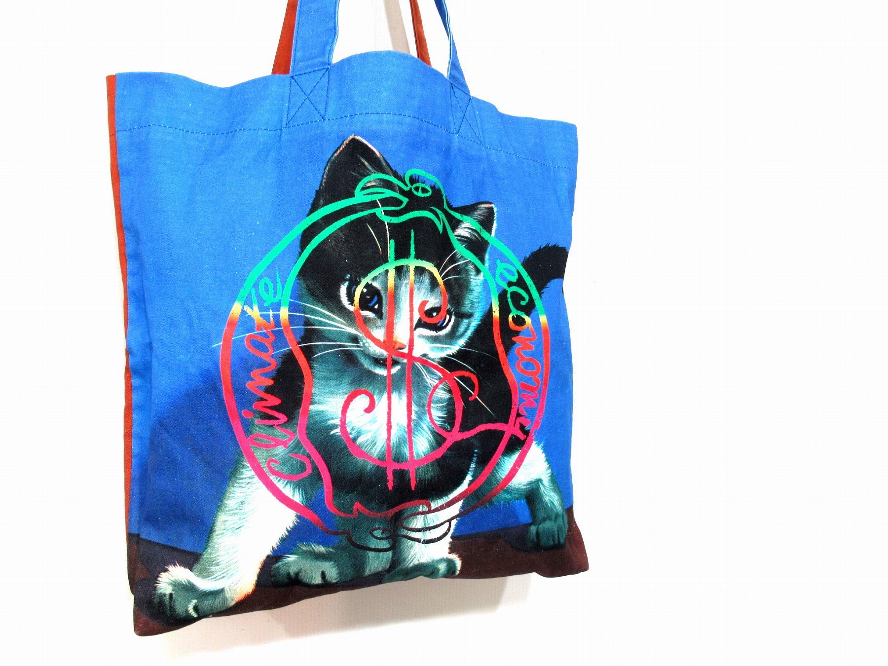 Vivienne Westwood(ヴィヴィアン・ウエストウッド)より普段使いしやすいプリントトートバッグが入荷