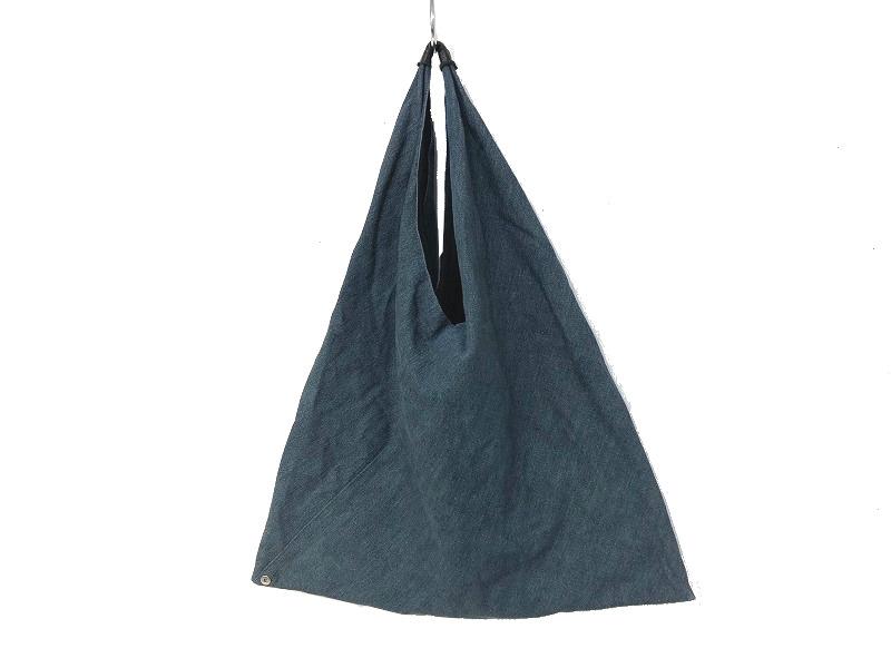 MM6の定番のトライアングルデニムトートバッグが買取入荷です。