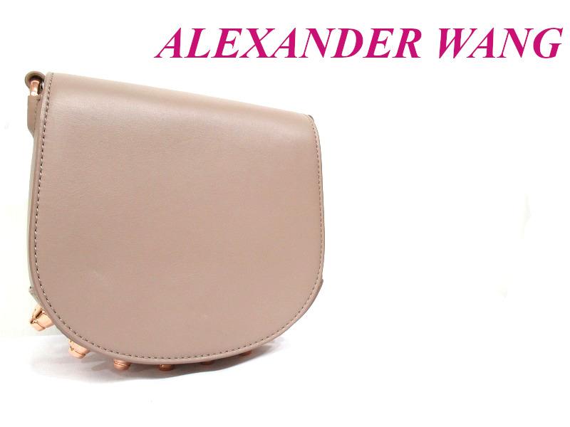 ALEXANDER WANG(アレキサンダーワン)春カラーのスタッズショルダー買取入荷!