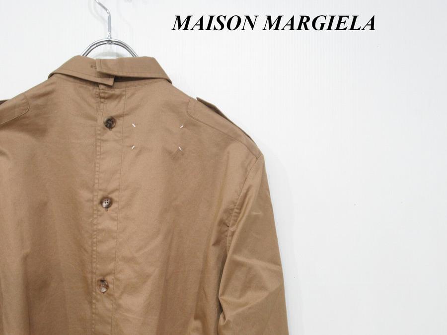 Maison Margiela(メゾンマルジェラ)10 17SSミリタリーシャツ買取入荷!
