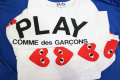 「ドメスティックブランドのPLAY COMME DES GARCONS 」