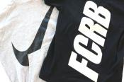 F.C.R.B.×NIKE(エフシーリアルブリストル×ナイキ)大人気コラボのパーカーとTシャツが入荷致しました!