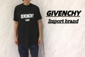 【GIVENCHY/ジバンシィ】一枚で決まるハイブランドTシャツが入荷いたしました!!