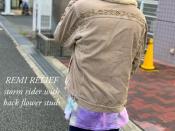 【究極のアメカジ】REMI RELIEF(レミレリーフ)の別注アイテムが入荷しました。
