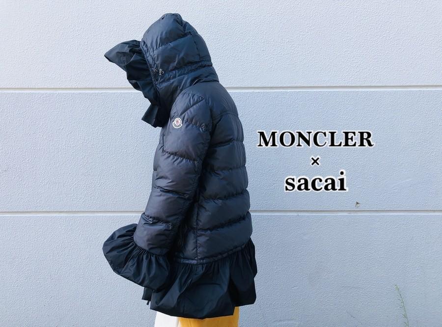 「インポートブランドのMONCLER/モンクレール 」