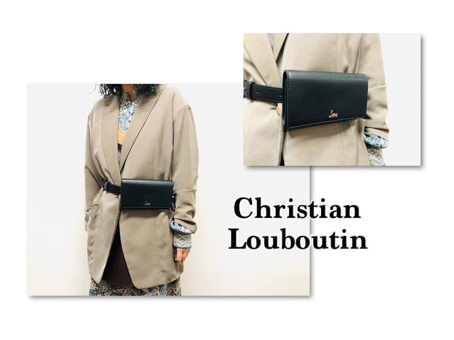 「ラグジュアリーブランドのChristian Louboutin 」