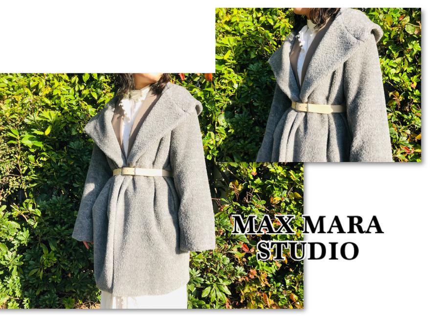 「インポートブランドのMAX MARA 」
