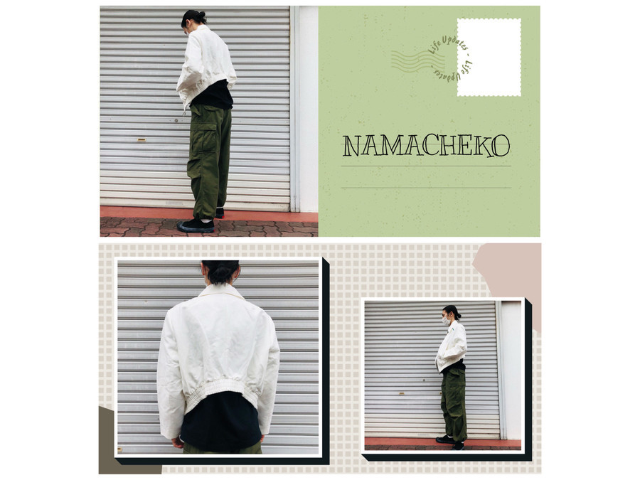「インポートブランドのNAMACHEKO 」