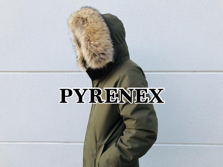 「インポートブランドのPyrenex 」