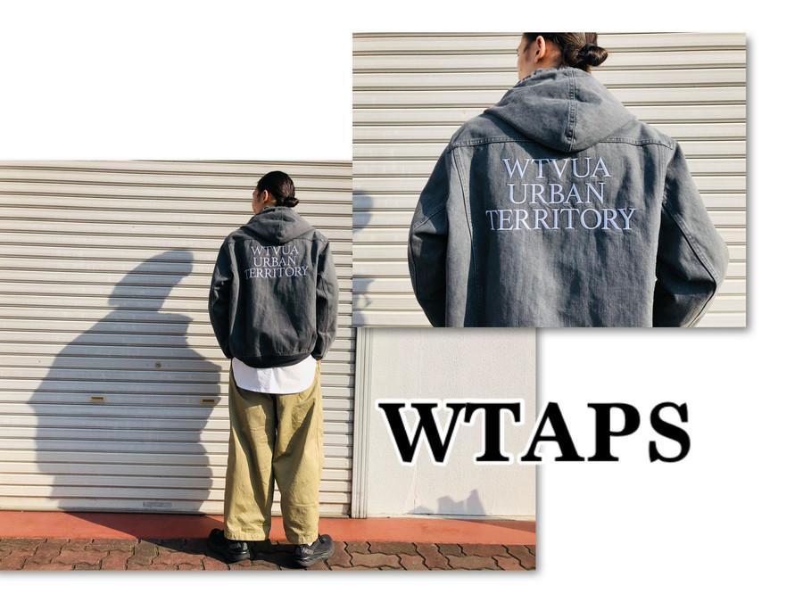 「ストリートブランドのWTAPS 」