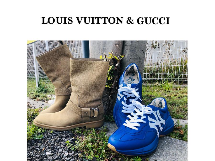 「ラグジュアリーブランドのLOUIS VUITTON /ルイ ヴィトン  」