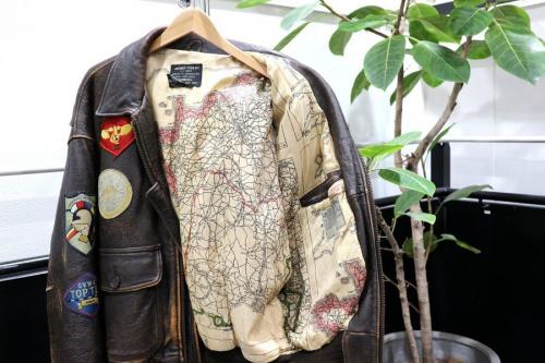AVIREX(アヴィレックス)のレザージャケット