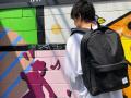 「ストリートブランドのHerschel SUPPLY × KAWS 」
