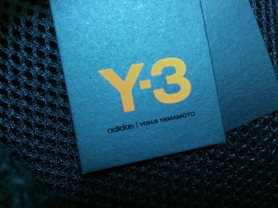 「Y-3のワイスリー 」